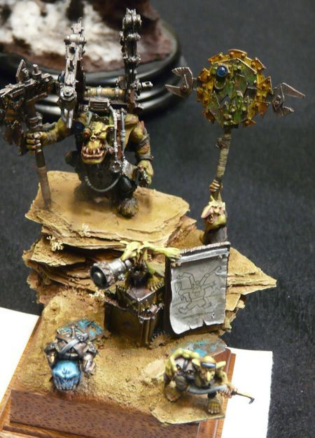 dio ork forge