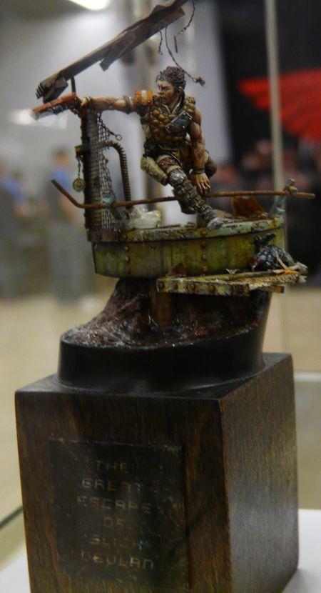 Slick Devlan Remy Tremblay Bronze 40k