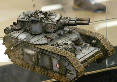 Tank Forge World GI