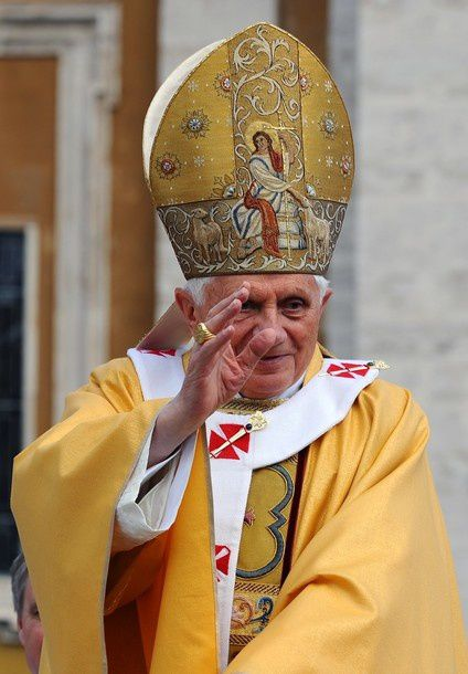 October 17, 2010 at St Peter's square at The Vatican