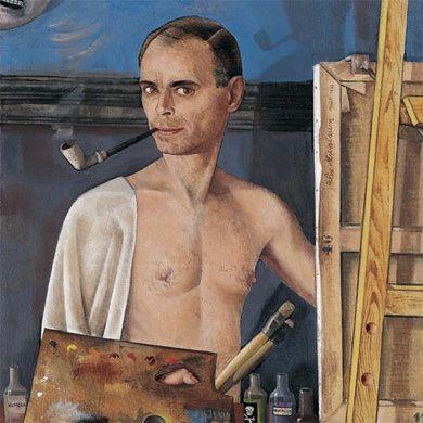 Autoportrait août 1943