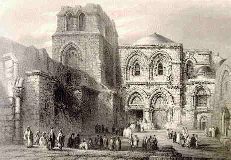 Church of the Holy Sepulchre'
