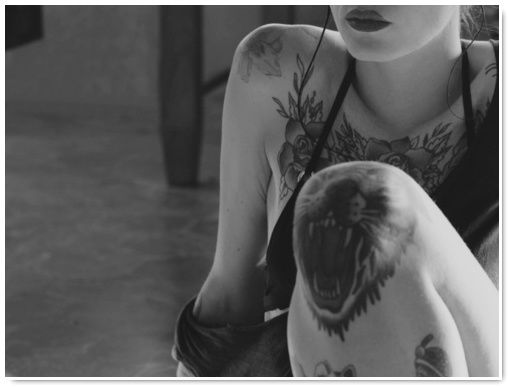 Le Tatouage Fauve Be Barock
