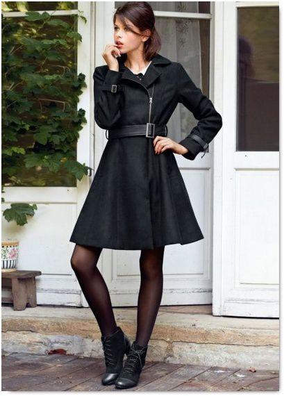 Manteau femme hiver 2014