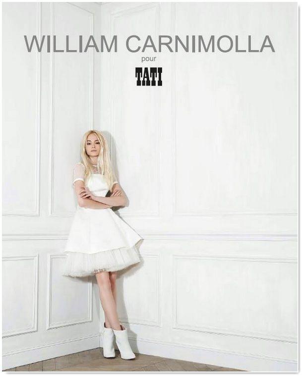William Carnimolla pour Tati.