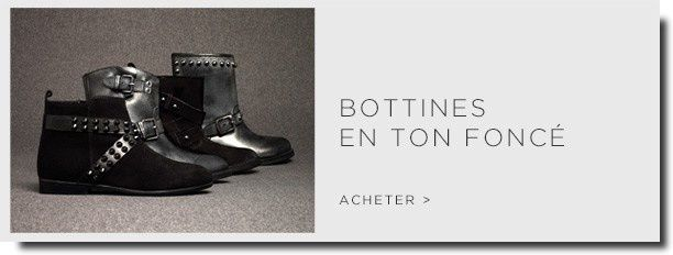 BOTTINES 2013 MANGO