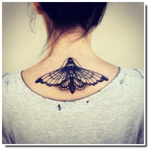 tatouage papillon