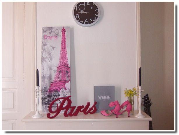 Ma nouvelle vie de parisienne
