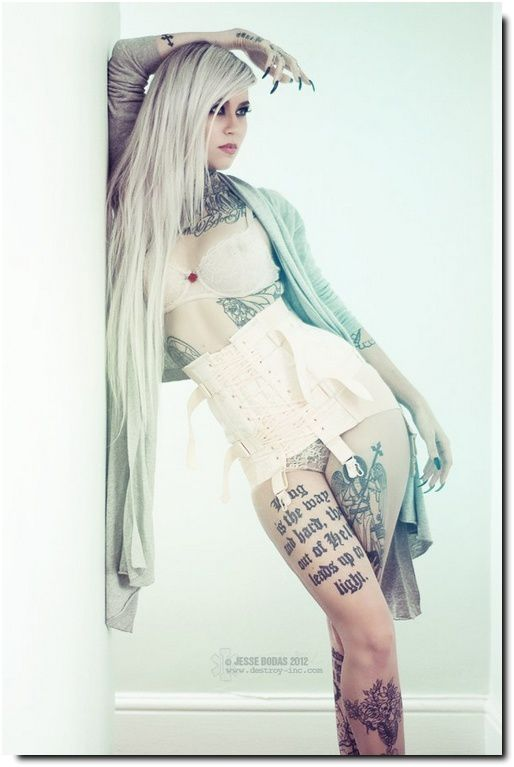 Tatouage Sara Fabel