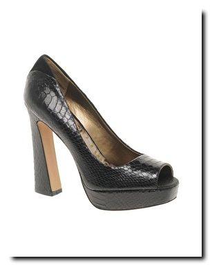 Sam Edelman - Tacoma - Chaussures peep toes en cuir 90,29 €