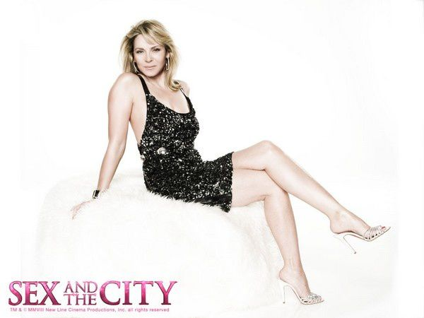 Sex And The City (Samantha Jones)