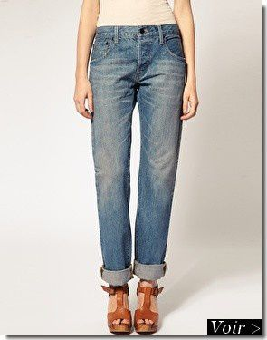 Surface To Air - Jean coupe boyfriend 93,31 €