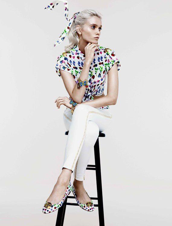 Versace pour H&M : un 2ème round très fruité !