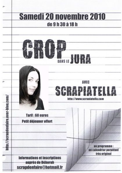 CROP SCRAPIATELLA