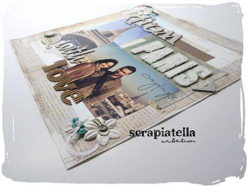 Réa scrap shabby-vintage
