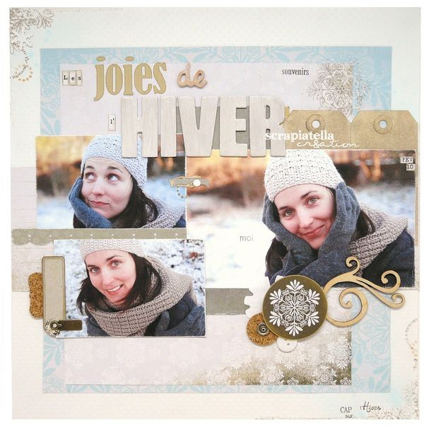 Page Pandore Hiver