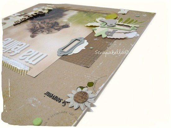 réa scrapbooking chat