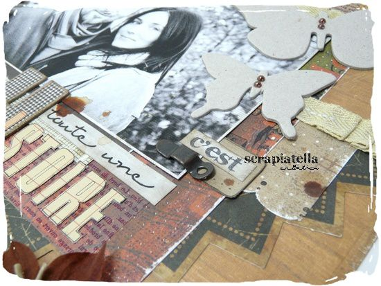 Page 30x30 scrapbooking