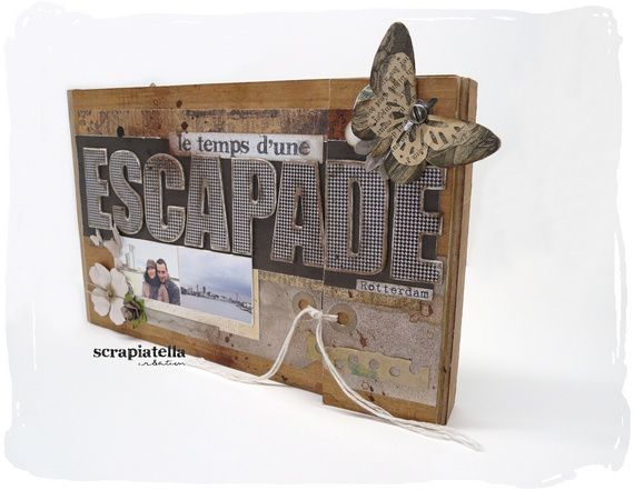 visu album escapade