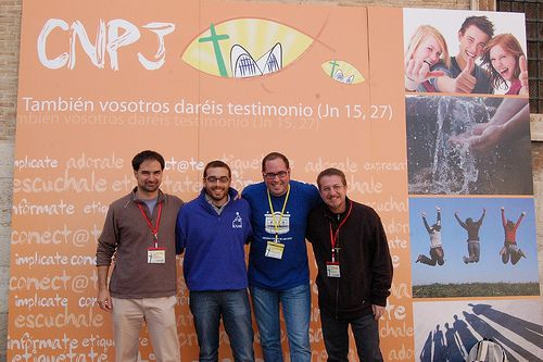 Congreso Pastoral Juvenil en Valencia