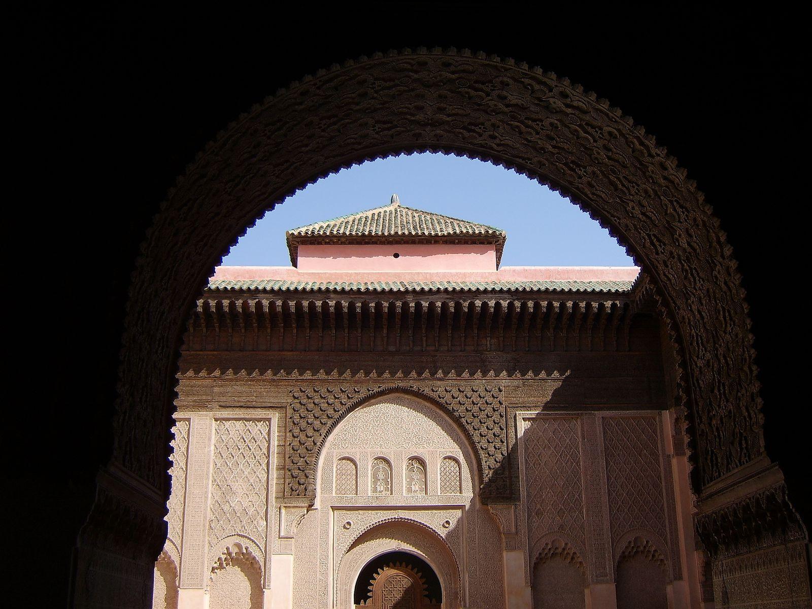 Vol Hotel Marrakech