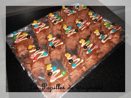 Recette gateau au chocolat sapin de noel