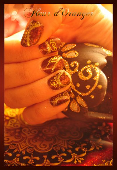 nail-art-sable-choco 0161 copie