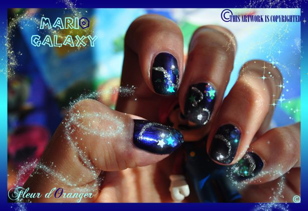 Nail-art-Mario-Galaxy 0543 copie