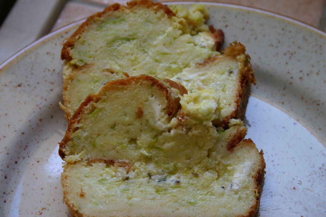 Cake Courgette Ch Ef Bf Bdvre Blog