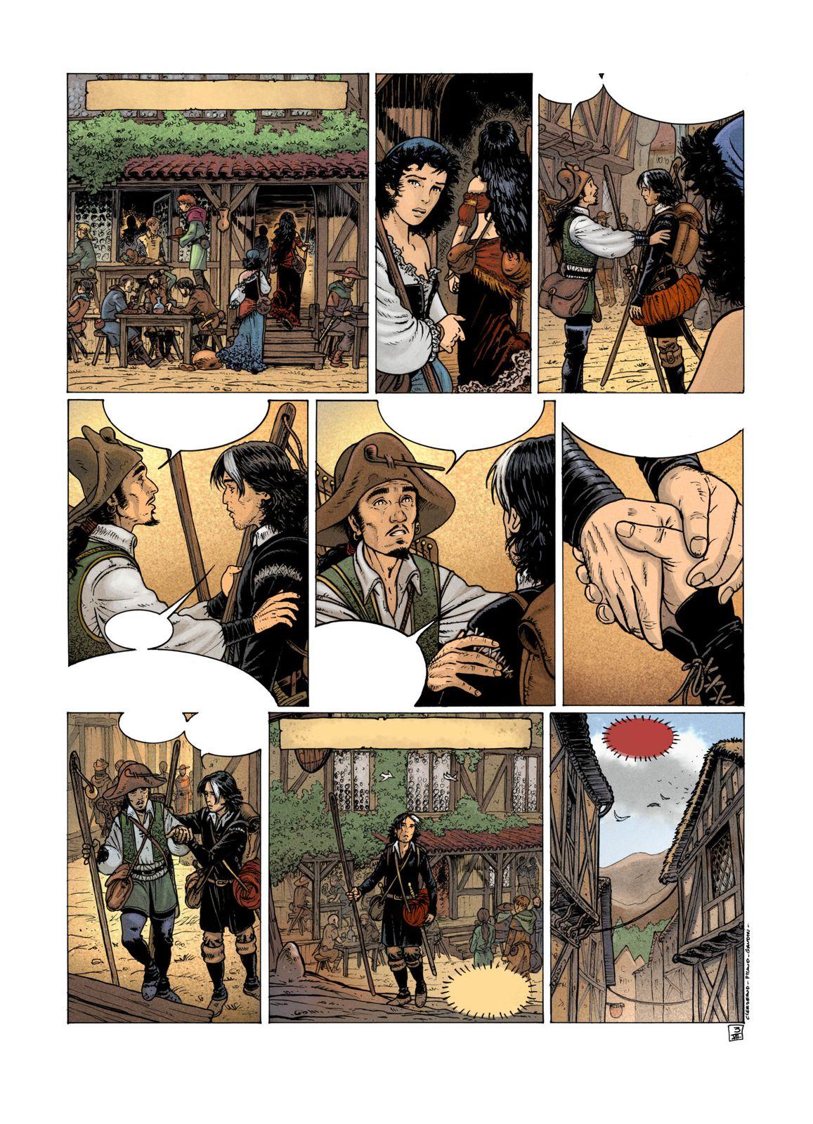 L'assassin Royal, l'adaptation en série BD du roman éponyme de Robin Hoob, scénarisé par Jean-Charles Gaudin, puis par Jean-luc Clerjeaud, les deux premiers albums ont été dessiné par Laurent Sieurac, les couleurs sont de Fabien Alquier et les couvertures par plusieurs illustrateurs dont Didier Graffet