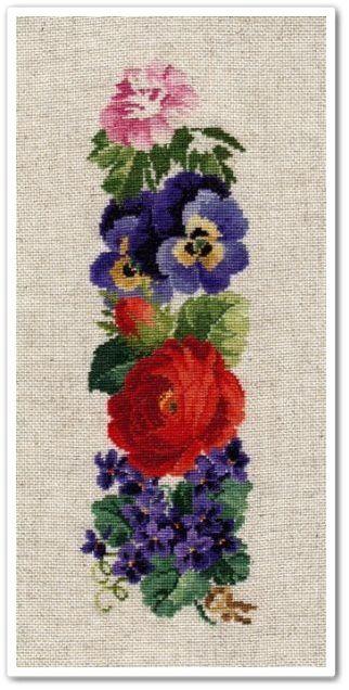 Flower Border 5
