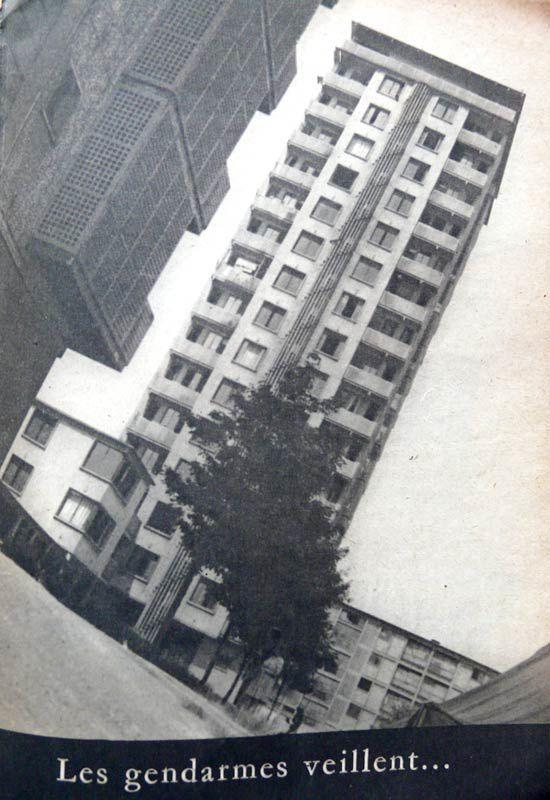 Drancy-gendarme