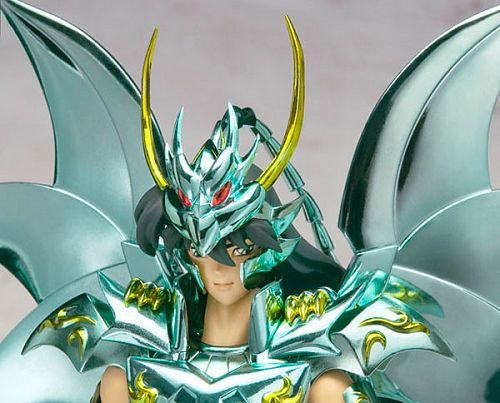 Myth Cloth Shiryu du Dragon God Cloth