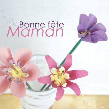 Bonne f te maman le blog de doigts dans l 39 nez - Fete des meres fleurs ...