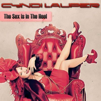 Cyndi Lauper - Sex Is In The Heel