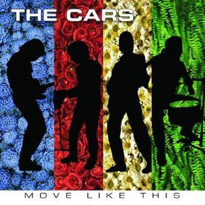 The Cars - Move Like This album cover