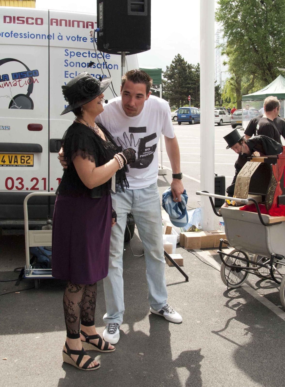 Fête du Quartier du Grand Steendam - Coudekerque-Branche - 8 mai 2011.
