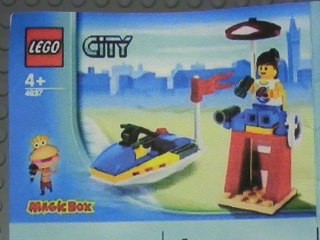 Notice lego city