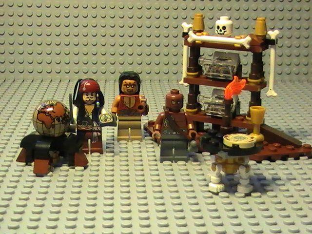 l go pirates des cara bes n 4191 de 2011 la cabine du. Black Bedroom Furniture Sets. Home Design Ideas