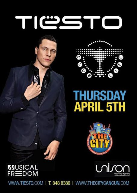 tiesto the city