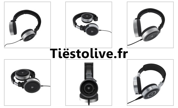 Tiësto AKG - Tiesto headphone AKG-67-167-267.
