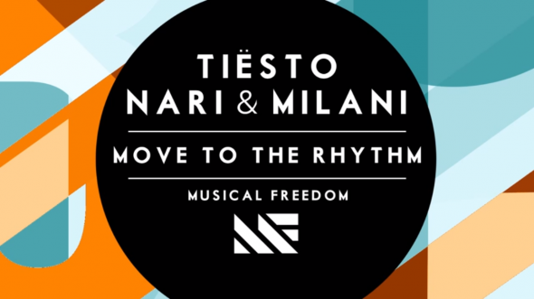 Tiësto & Nari and Milani vs. DELAYERS - Move To The Rhythm