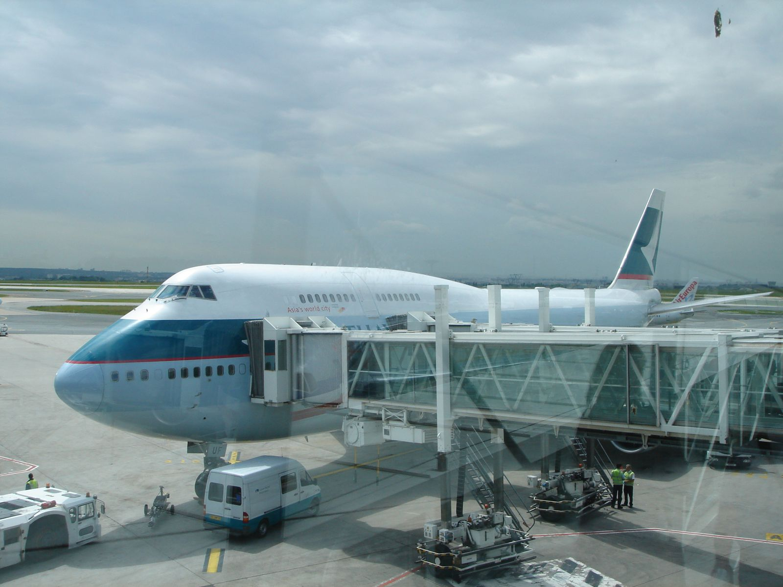 Voyage la t te en bas 1 an en nouvelle z lande for Avion 747 interieur