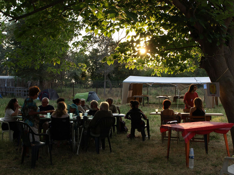 les 26, 27 et 28 juin 2009 à Salin de Giraud.