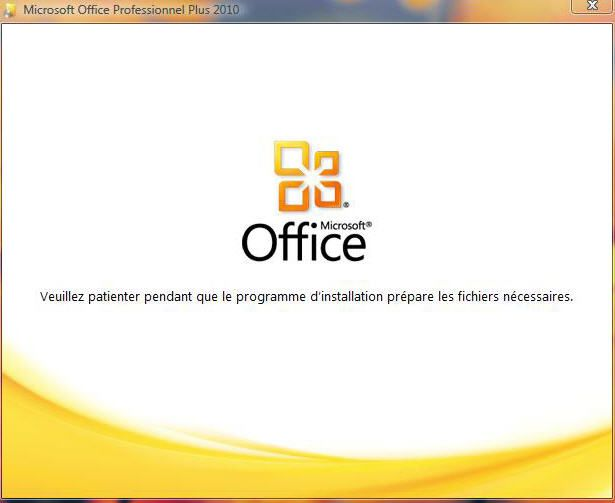 Activation office professionnel 2010 le blog de thierry042 - Office professionnel 2010 ...
