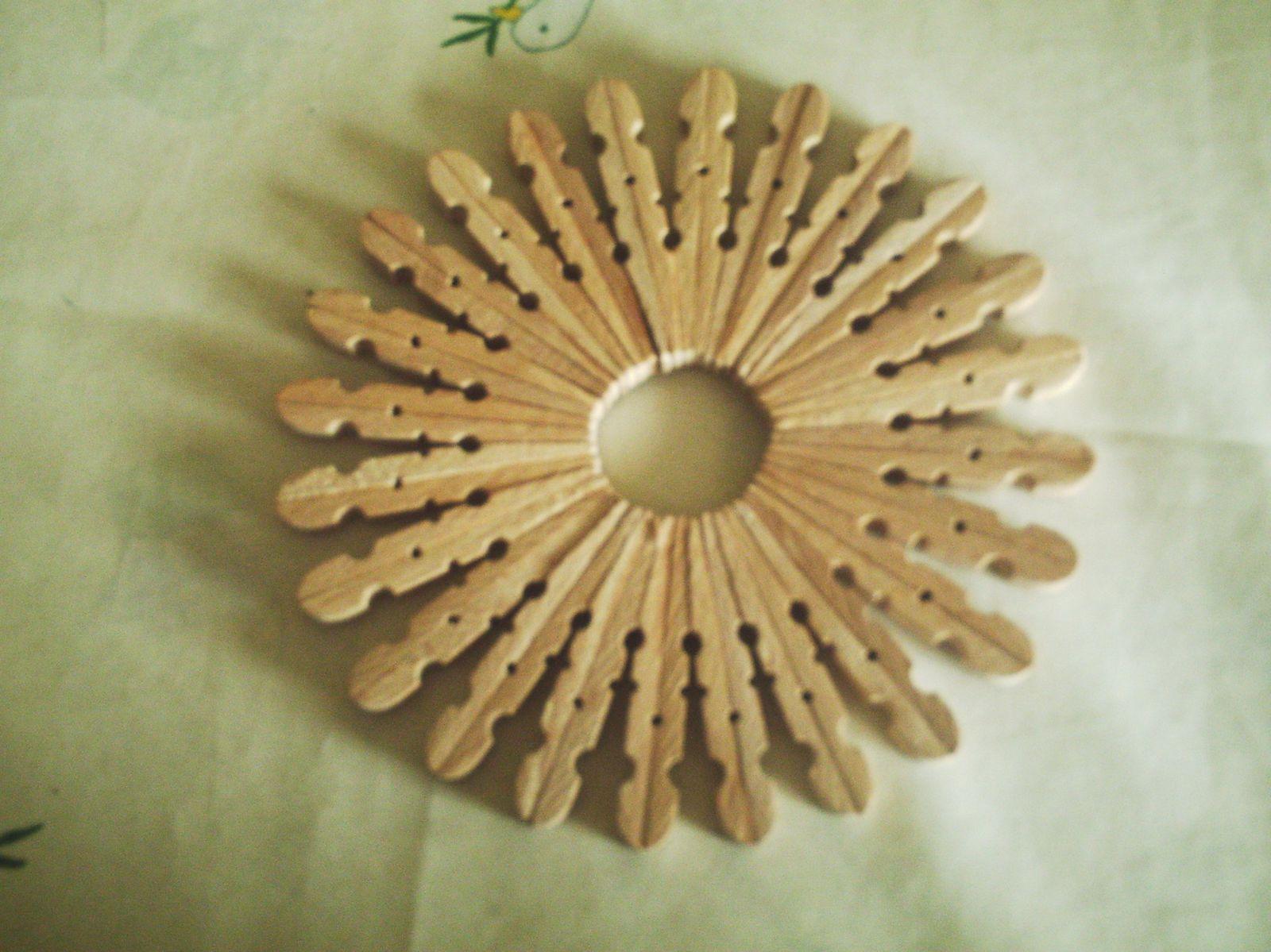 Sous de plat - Dessous de plat bois ...