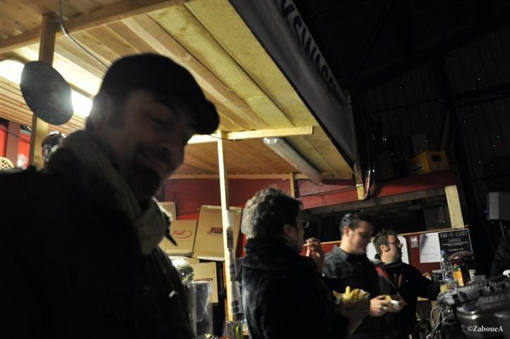 Album fab u lust garage zaboue a for Garage ad saint julien de concelles