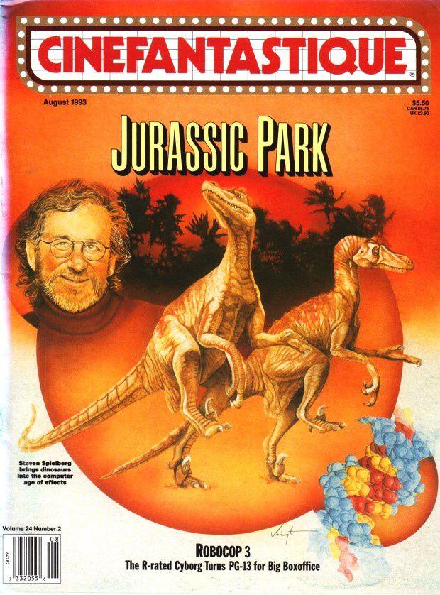 Jurassic Park - Cinefantastique