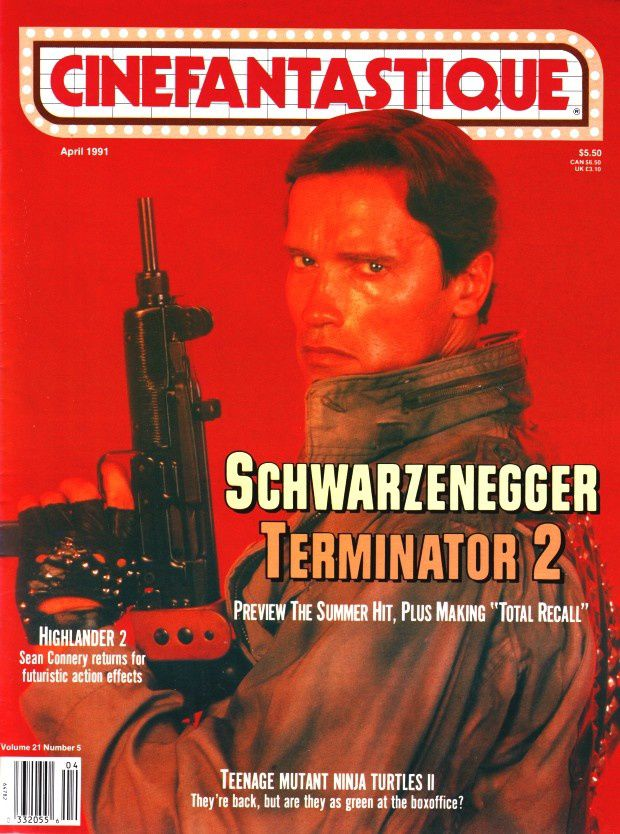 Terminator 2 - Cinefantastique