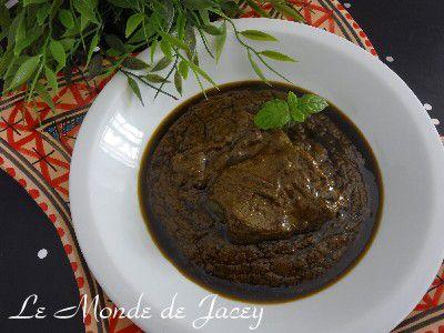 Mlouchia Le Monde De Jacey Tunesische Kuche